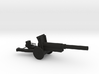 WW2 Cannon (Medium size) 3d printed