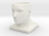 Human Face Pot V1 - H44MM 3d printed
