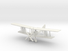 """RAF B.E.12a """"Home Defence"""" 1:144th Scale 3d printed"""