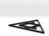 pentagram plus - 2 inch 3d printed
