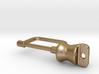 Jig Saw Key Chain 3d printed