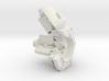 Apollo RCS Engine Head Cutaway 1:1 3d printed