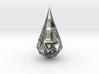 PolygonDrop Pendant 3d printed