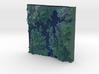 Shasta Lake 3d printed