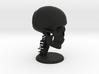"Skull - 4"" tall 3d printed"