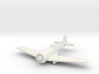 1/200 Curtiss-Wright CW21 3d printed