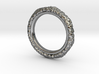 Organic Ring 3d printed