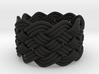 Turk's Head Knot Ring 6 Part X 10 Bight - Size 7 3d printed