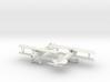 1/144 Albatros D.Va x2 3d printed