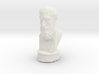 Epicurus 4 inches tall (hollow) 3d printed