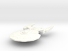 USS Garamond 3d printed
