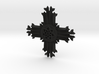 Snowboard Stomp Pad Zia Snowflake 3d printed