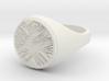 ring -- Sat, 07 Sep 2013 23:42:35 +0200 3d printed