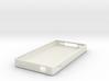QR CODE IPHONE CASE 3d printed