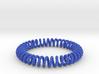 Bangle Bracelet Spiral Beads 3d printed