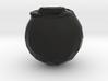 Fekete lyuk 3d printed