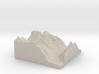 Terrafab generated model Fri Sep 27 2013 17:05:19  3d printed