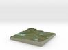 Terrafab generated model Fri Sep 27 2013 18:30:29  3d printed