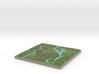 Terrafab generated model Sat Sep 28 2013 20:39:19  3d printed