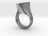Minimalist Signet Ring 3d printed