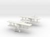 "SPAD VII ""Wingman"" 1:144th Scale 3d printed"