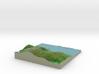Terrafab generated model Sun Oct 06 2013 21:05:07  3d printed