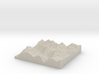 Terrafab generated model Thu Oct 10 2013 10:28:11  3d printed