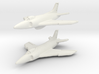 Supermarine Swift FR.5 (Pair) 1/285 6mm 3d printed