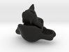 Sculpt and Paint with Leap Motion 3d printed