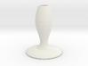 lazy smurf vase  3d printed