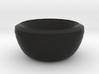 venus bowl 3d printed