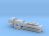 Z Scale GP38 No Grill Parts 3d printed