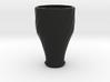 pink cap cup 1 3d printed