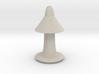 toadstool sculpture 3d printed