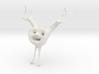 Alien Deer 3d printed