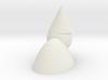 Quasimodo the gnome 3d printed