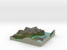 Terrafab generated model Thu Oct 24 2013 05:04:22  3d printed