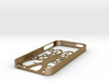 Spiral Tree iPhone 5 case 3d printed
