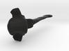 Vertebra 27mm With Loop 3d printed