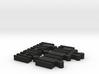 Lillabo, Brio, All Connectors (set Of 8) 3d printed