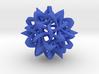 Rhombic Triacontahedron III, medium 3d printed