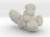 Cocaine molecule (x40,000,000, 1A = 4mm) 3d printed