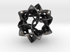 Icosahedron II, medium 3d printed