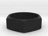 Ring Nut 3d printed