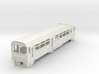 Mbxd2 Railcar - British TT scale 3mm/ft 3d printed