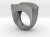David's Eye Ring Hollow 3d printed
