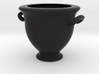 Greek Vase - Krater - Bell 3d printed