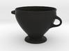 Greek Vase - Skyphos B 3d printed