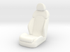 1 12 Luxury Bucket Seat 3d printed