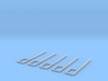 Schlauchführung für das HFS System (Eingeschoben)  3d printed